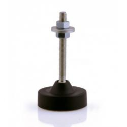 Magnetfuß 45 mit schwenkbarem Gewindebolzen - 0-044