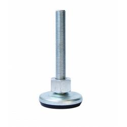 Stellfuß Gummi-Metall Ø 80 mm - 1-703
