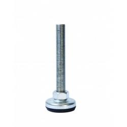 Stellfuß Gummi-Metall Ø 50 mm - 1-701
