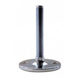 Stellfüße Metall mit Bodenfestigungslöcher - MA-12178