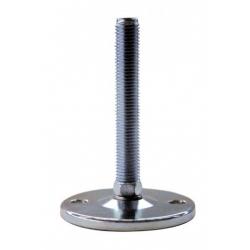 Stellfüße Metall mit Bodenfestigungslöcher - MA-12182