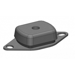 Maschinenfüße quadratisch - 804012/50