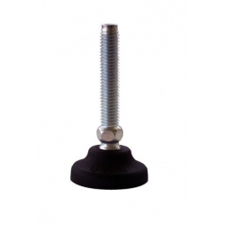 Stellfüße Kunststoff schwenkbar Ø 40 mm - MA-10234/12