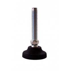 Stellfüße Kunststoff schwenkbar Ø 50 mm - MA-10244